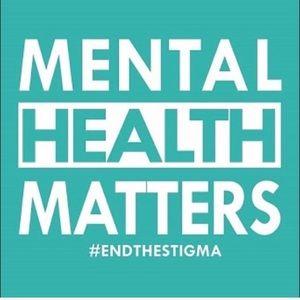 MENTAL HEALTH MATTERS #EndTheStigma